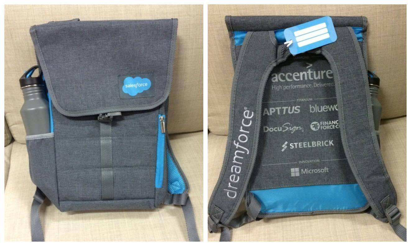 Custom Conference Messenger Bags