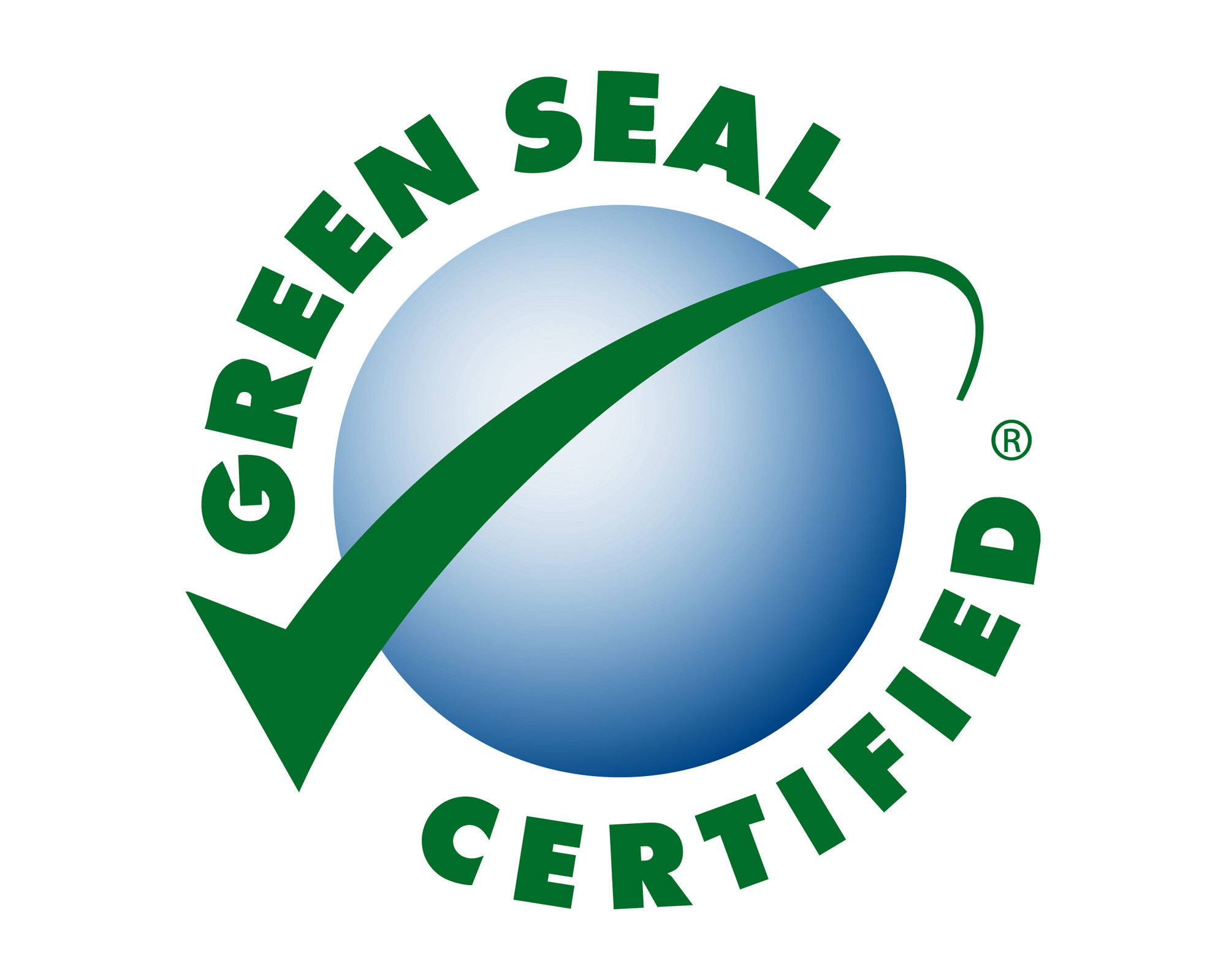Green Seal Certified Logo