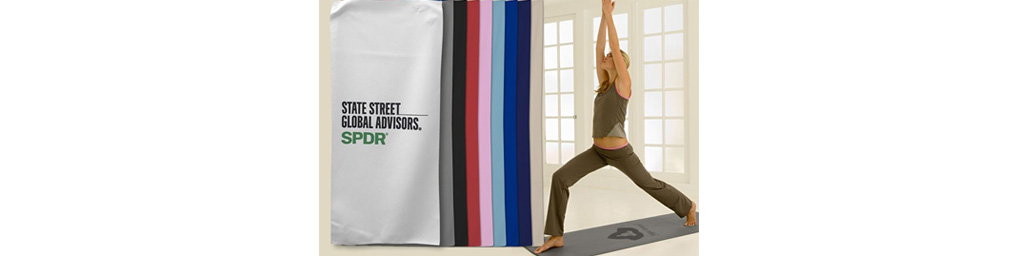 Custom Promotional Yoga Mat