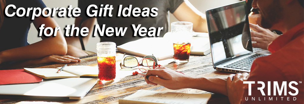 Corporate Gift Ideas for the New Year